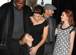 Collins The Blind Side Sandra Bullock And Lily Collins Photos Photos Premiere Of