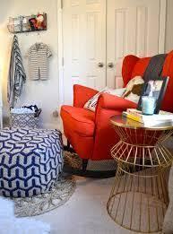 Ikea Strandmon Armchair My New Orange Strandmon Wing Chair From Ikea I Love The Way It