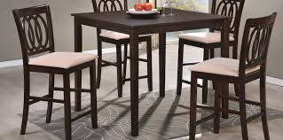 Countertop Dining Room Sets Dining Room Outstanding Tall Dining Room Sets Counter Height