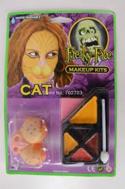 cat face makeup kit mugeek vidalondon