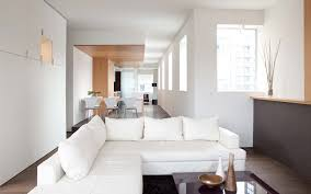 Apartment Sectional Sofas Apartments Modern White Sectional Sofa Design Ideas For