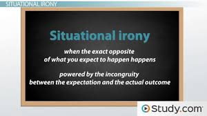 types of irony examples u0026 definitions video u0026 lesson transcript