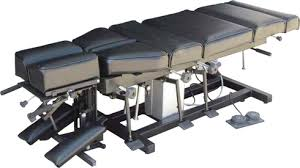 Roller Massage Table by Total Clinic Solutions U2013 Ergowave Intersegmental Roller Table