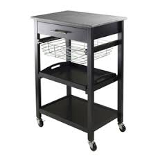 Kitchen Island Prep Table by Shop Save On Kitchen Islands At Lowes Com