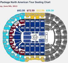 Mohegan Sun Arena Floor Plan 1 4 Closestagetickets For Lady Gaga 11 10 17 Mohegan Sun Arena Ct