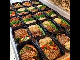 food prep meals meal prep basics for weight loss and six pack abs youtube