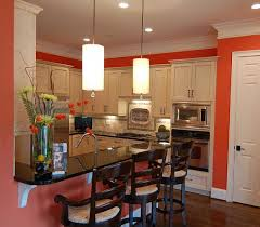 what color to paint my dining room burnt orange color scheme