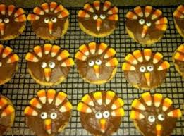 thanksgiving turkey cookiesshortcut recipe just a pinch recipes