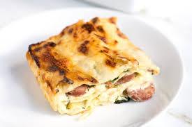 easy vegetable lasagna recipe