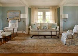 Living Room Rug Sets Soft Tone Rug In Living Room Oushak