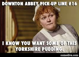 Downton Abbey Meme - downton abbey gif party the bump