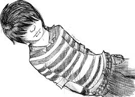 emo boy sketch by courtneyy jane on deviantart