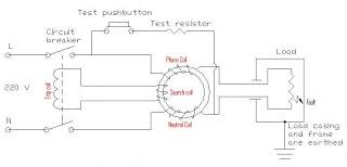 elcb mcb wiring diagram wiring diagram