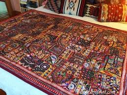 Wall Rugs Hanging Indian Art Tribal Wall Hangings Sari Quilts