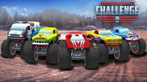 monster truck racing games monster truck games offroad hill dash racing android apps on