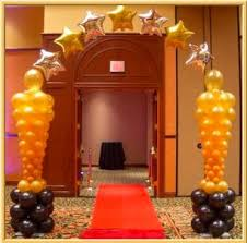 25 best hollywood theme party balloons images on pinterest