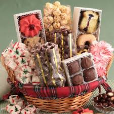 bakery gift baskets christmas bakery gifts no sugar added goodies gift