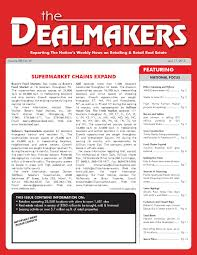 dealmakers magazine april 17 2015 by the dealmakers magazine