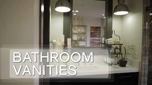 bathroom vanity styles and design ideas hgtv