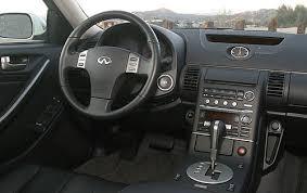 2004 Infiniti G35 Coupe Interior 2004 Infiniti G35 Vin Jnkcv51f14m705286 Autodetective Com