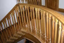 Wooden Stairs Design Appealing Space Saving Stairs With Brown Wooden Staircase Be