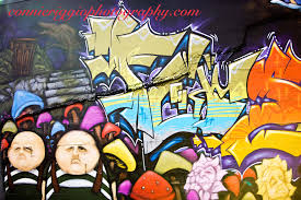 graffiti wall alice in wonderland update alice in wonderland