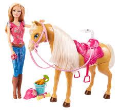Poupee Corolle Pas Chere by Barbie Avec Cheval Achat Vente Jeux Et Jouets Pas Chers