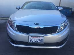 2013 used kia optima 4dr sedan lx at vision hankook motors serving