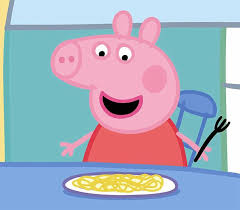 peppa pig actress reveals couldn u0027t lines daily mail