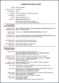 curriculum vitae writing pdf forms format of writing a curriculum vitae from resume template pdf