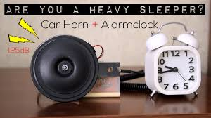 A 2 15 Alarm 2 by Rig A Car Horn To Your Alarmclock Youtube