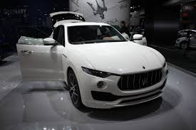 maserati kubang maserati levante suv photos business insider