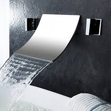 Wall Mounted Bathroom Sink Faucets by 10 Modern Bathroom Sink Faucets That Totally Sizzle