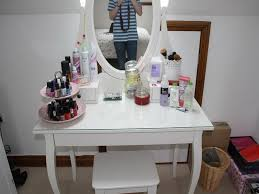 vanity make up table ikea vanity makeup table magnificent with additional interior home