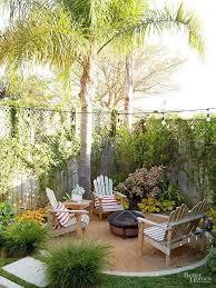 Ideas For Small Backyard Spaces Small Backyard Designs Faun Design