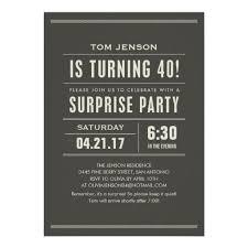 16 best 40th birthday invitations for men images on pinterest