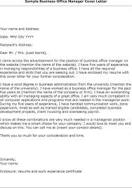cover letter office administrator 28 images office