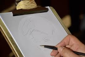 free photo pencil drawing sketch artist designer leaf max pixel