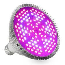 morsen full spectrum led grow light bulb 80w e27 for plants