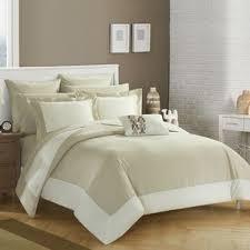 White And Cream Bedding Modern Ivory U0026 Cream Bedding Sets Allmodern