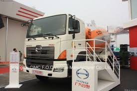 china hino 700 series euro 4 concrete mixer truck china mixer