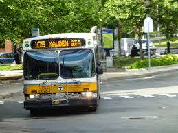 Boston Mbta Bus Map by Miles On The Mbta 105 Malden Center Station Sullivan Square