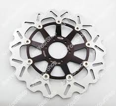 honda cbr 1100 front brake disc rotors honda cbr 1100 xx blackbird 99 07 x11