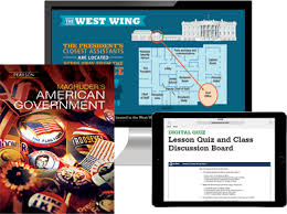 high school government class online magruder s american government program pearson high school