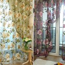 Drapery Hangers Wholesale Golden Foil Organza Curtain Extreme Luxury Blind Finished Curtain