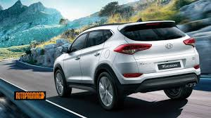 hyundai tucson 2014 modified 2017 hyundai tucson gets subtle interior changes launch in india