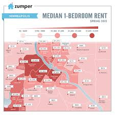 Las Vegas Neighborhood Map by See The Cheapest And Most Expensive Neighborhoods To Rent In