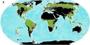 How Did The Treaty Change The World Map by Nasa Usgs Mission Helps Answer What Is A Forest Nasa