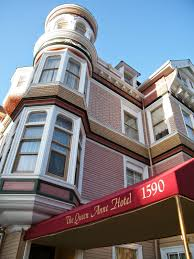 the holiday and travel magazine the queen anne hotel the