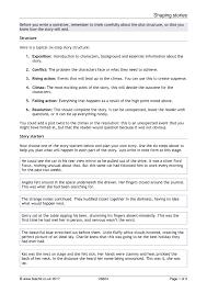 ks3 writing teachit english